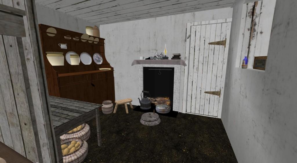 Inside House 8