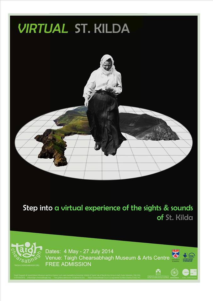 TC poster for Virtual St Kilda