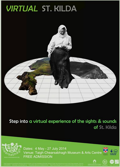Virtual St Kilda poster - TC